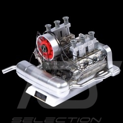Porsche 911 engine Flat 6 boxer Phase II Optimum version Scale 1/4