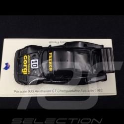 Porsche 935 Australian GT Championship Adelaide 1982 n° 10 1/43 SPARK AS029