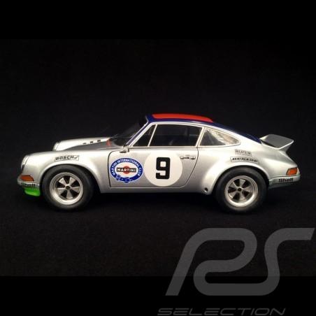 Porsche 911 Carrera RSR Martini n°9 Targa Florio 1973 1/43 Solido MAP02181018