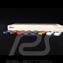 Porsche 911 S / 911 Carrera 2.7 RS Classic Sammelbox 1/87 Schuco 452650200