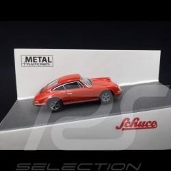 Porsche 911 S 2.2 1970 orange sanguine 1/87 Schuco 452649900 Orange Tangerine blutorange