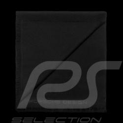 Porsche Design Scarf P-Icon Black Pure wool Porsche Design 4046901690045
