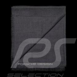 Porsche Design Scarf P-Icon Asphalt grey Pure wool Porsche Design 4046901690038