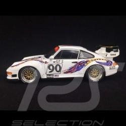 Porsche 911 type 993 GT2 Daytona 1998 N° 90 1/18 UT Models 456238