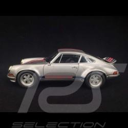 Porsche 911 RSR Backdating Outlaw 1973 Gris Argenté 1/18 Solido S1801112