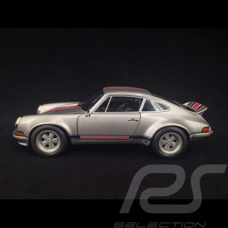 Porsche 911 RSR Backdating Outlaw 1973 Silver 1/18 Solido S1801112