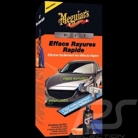 Kit efface rayures rapide ScratchX 2.0 Meguiar's G190200 scratch eraser kit Kratzerentfernungsset