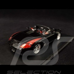 Porsche RUF RK Spyder 2006 black 1/43 Spark S0708