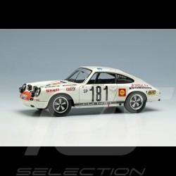 Porsche 911 R Vainqueur Winner Sieger Tour de France 1969 n° 181 Larousse 1/43 Make Up Vision MV198