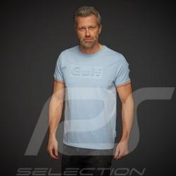 T-shirt Gulf Effet 3D Bleu Gulf - homme men Herren
