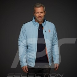 Gulf Jacket Performance Gulf blue Quilted - men