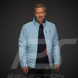 Veste Jacket Jacke Gulf Performance matelassée quilted qesteppt Bleu Gulf - homme