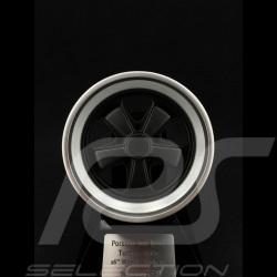 Porsche 911 Turbo type 930 Rim 1989 Black / Silver grey 1/5 Minichamps 500601930