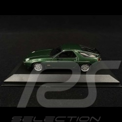 Porsche 928 S 1979 Green metallic 1/43 Minichamps 940068121