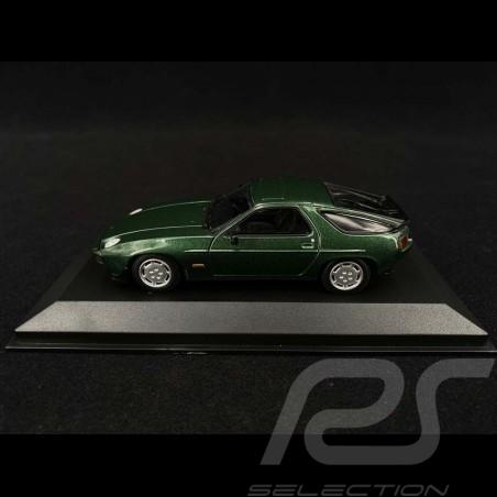 Porsche 928 S 1979 Grün metallic 1/43 Minichamps 940068121