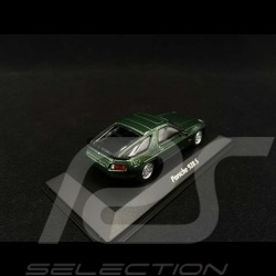 Porsche 928 S 1979 Green metallic 1/43 Minichamps 940068121