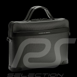 Sac Porsche laptop / messenger Carbon SHZ Noir Porsche Design 4090002598