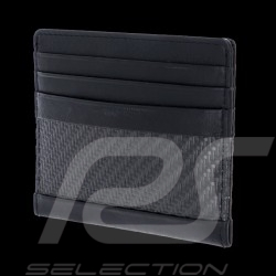 Porsche Design wallet Credit card holder Carbon SH6 Black 4090002602