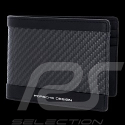 Porsche wallet Carbon H6 Black Porsche Design 4090002732