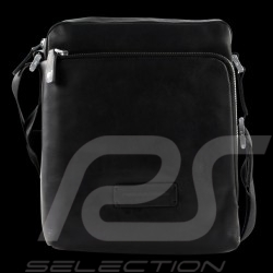 Porsche Design bag Urban Courier SVZ Shoulder bag Black Leather 4090002755