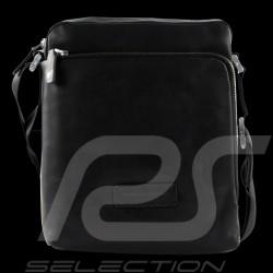 Sac Porsche Design Sacoche à bandoulière Urban Courier SVZ Cuir Noir 4090002755 Shoulder bag Umhängetasche