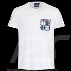 T-Shirt Martini International Club Weiß - Herren