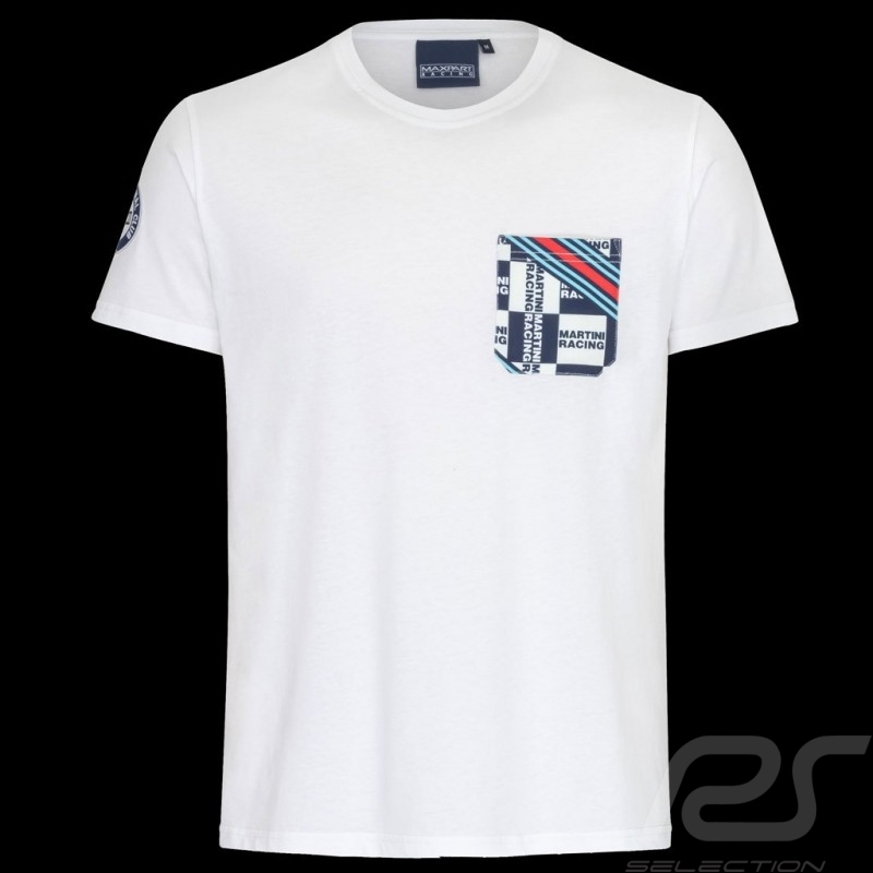 T-shirt Martini International Club White - Men