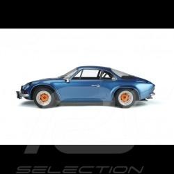 Alpine A110 1800 Groupe 4 1973 Bleu alpine métallisé 1/8 GT Spirit GTS800701
