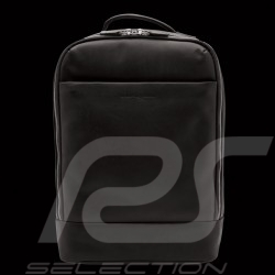 Sac à dos Porsche Design Urban Courier 2.0 MVZ Cuir Noir 4090002935 backpack Rucksack