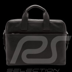 Sac Porsche Design Porte-documents / Ordinateur Urban Courier 2.0 MHZ Cuir Noir 4090002939 briefbag Aktentasche