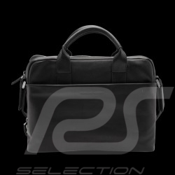 Sac Porsche Design Porte-documents / Ordinateur Urban Courier 2.0 SHZ Cuir Noir 4090002940 briefbag Aktentasche