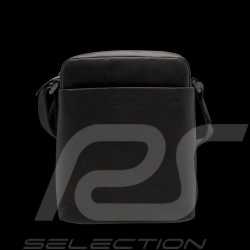 Porsche Design bag Urban Courier 2.0 SVZ Shoulder bag Black Leather 4090002943