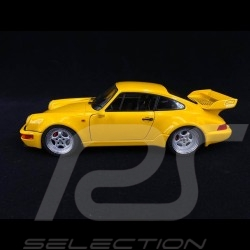 Porsche 911 Carrera RS 3.8 Type 964 1993 Jaune vitesse Speed yellow Speedgelb 1/18 Solido GTS803401