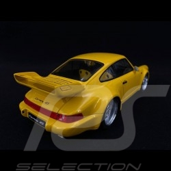 Porsche 911 Carrera RS 3.8 Type 964 1993 Speed yellow 1/18 Solido GTS803401