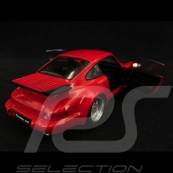 Porsche 911 Turbo 3.6 Type 964 1993 Guards red 1/18 Solido S1803402