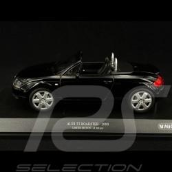 Audi TT Roadster 1999 noire 1/18 Minichamps 155017030
