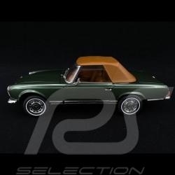 Mercedes-Benz 280 SL 1963 green metallic 1/18 Schuco 450035700