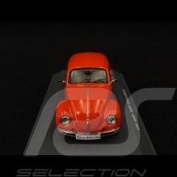 "Volkswagen VW Coccinelle 1600i ""Ultima Edicion"" red 1/43 Schuco 450269400"
