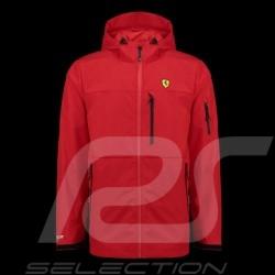 Ferrari Regenjacke Rot Scuderia Ferrari Official Collection - Herren