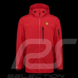 Veste Ferrari de pluie Rouge Collection Scuderia Ferrari Official rain jacket regenjacke homme men herren