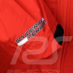 Ferrari Rain Jacket Red Scuderia Ferrari Official Collection - men
