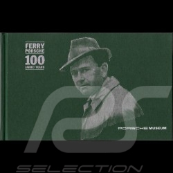 Livre Book Buch Ferry Porsche 100 Jahre / Years - Edition Porsche Museum