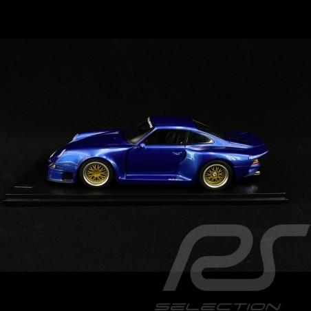 Porsche 911 GT1 Almeras Type 993 blau metallic 1/18 KESS KE18004A