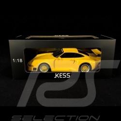 Porsche 911 GT1 Almeras Type 993 yellow 1/18 KESS KE18004B