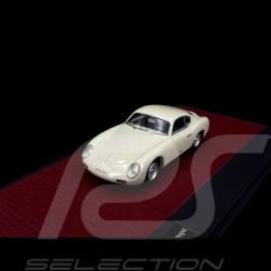 Porsche 356 Zagato Carrera Coupé 1959 White 1/43 Matrix MX51607-042-041