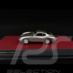 Porsche 356 Zagato Carrera Coupé 1959 silver 1/43 Matrix MX51607-041