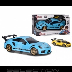 Porsche 911 GT3 RS type 991 Coffret de transport 35 cm Majorette 212058194 Carry case Transportkoffer
