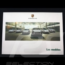 Brochure Porsche Full range 2014 ref WSLU1501000530 FR/WW