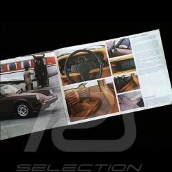 Porsche Brochure Porsche Range 1977 in english