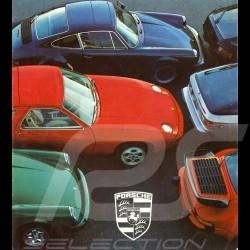 Porsche Broschüre Porsche Bereich 1978 in Französich